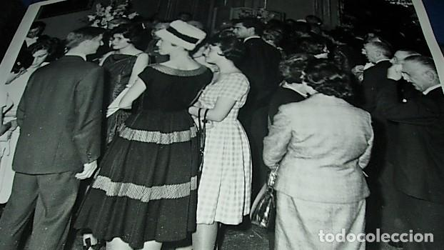 Militaria: Album de fotos de la boda de un militar Frances. Años 50-60 - Foto 4 - 149478578