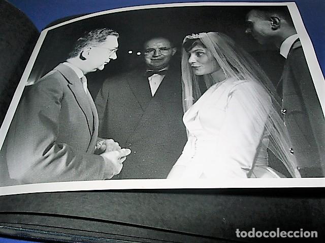 Militaria: Album de fotos de la boda de un militar Frances. Años 50-60 - Foto 5 - 149478578