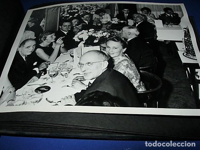 Militaria: Album de fotos de la boda de un militar Frances. Años 50-60 - Foto 8 - 149478578