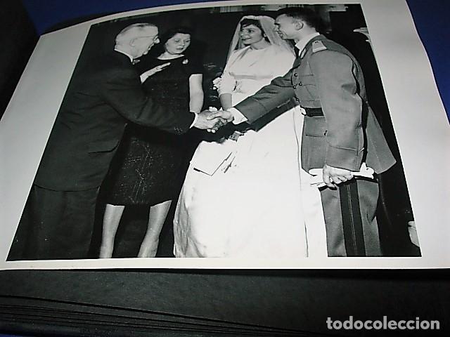 Militaria: Album de fotos de la boda de un militar Frances. Años 50-60 - Foto 10 - 149478578