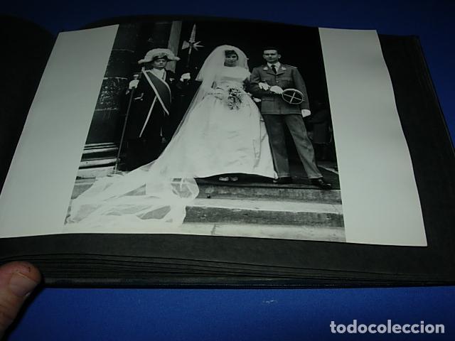 Militaria: Album de fotos de la boda de un militar Frances. Años 50-60 - Foto 12 - 149478578