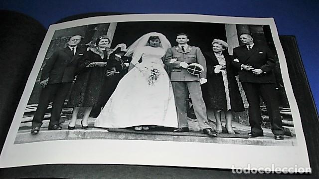 Militaria: Album de fotos de la boda de un militar Frances. Años 50-60 - Foto 13 - 149478578