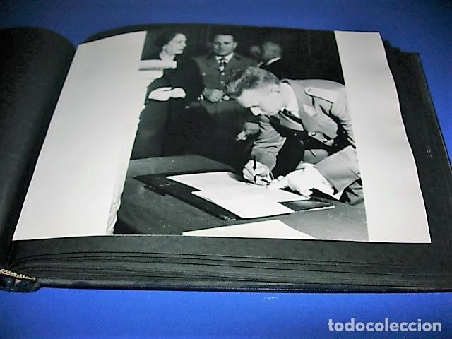Militaria: Album de fotos de la boda de un militar Frances. Años 50-60 - Foto 14 - 149478578