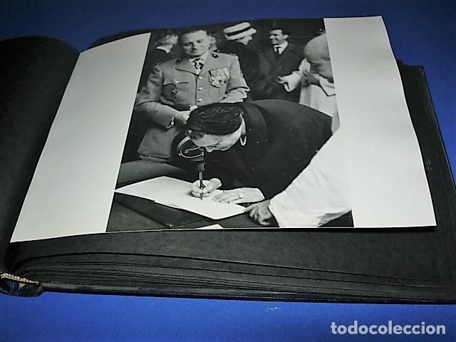 Militaria: Album de fotos de la boda de un militar Frances. Años 50-60 - Foto 15 - 149478578