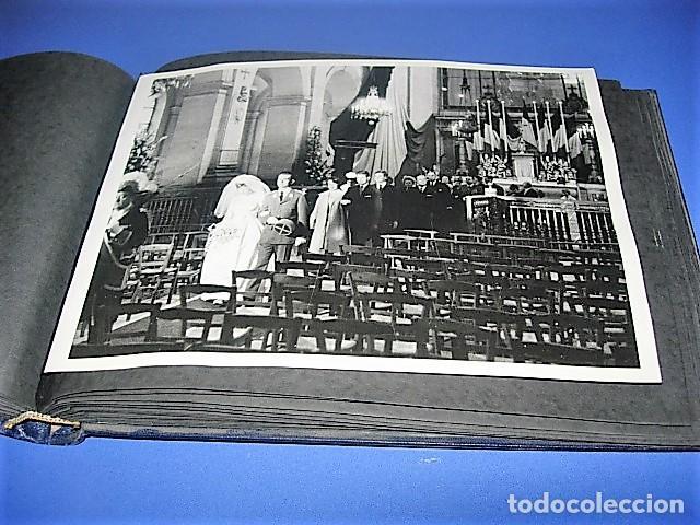 Militaria: Album de fotos de la boda de un militar Frances. Años 50-60 - Foto 16 - 149478578