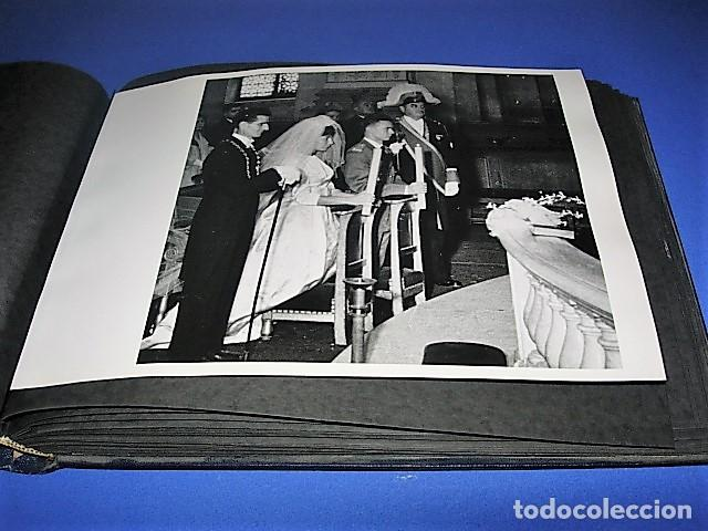 Militaria: Album de fotos de la boda de un militar Frances. Años 50-60 - Foto 18 - 149478578