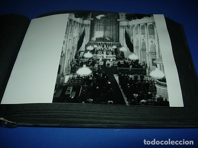 Militaria: Album de fotos de la boda de un militar Frances. Años 50-60 - Foto 19 - 149478578