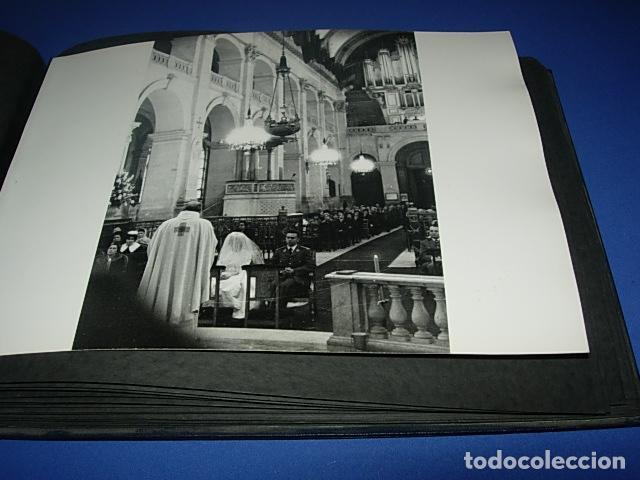 Militaria: Album de fotos de la boda de un militar Frances. Años 50-60 - Foto 22 - 149478578