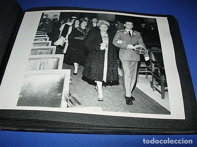 Militaria: Album de fotos de la boda de un militar Frances. Años 50-60 - Foto 27 - 149478578