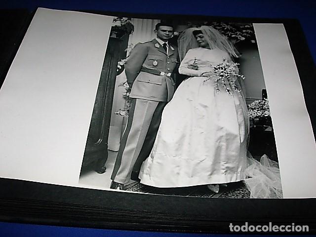 Militaria: Album de fotos de la boda de un militar Frances. Años 50-60 - Foto 28 - 149478578