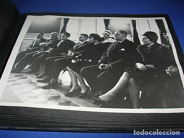 Militaria: Album de fotos de la boda de un militar Frances. Años 50-60 - Foto 29 - 149478578
