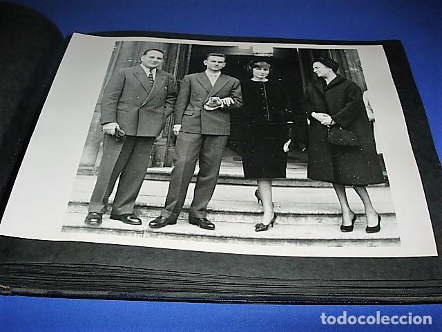 Militaria: Album de fotos de la boda de un militar Frances. Años 50-60 - Foto 32 - 149478578