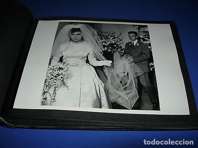Militaria: Album de fotos de la boda de un militar Frances. Años 50-60 - Foto 35 - 149478578