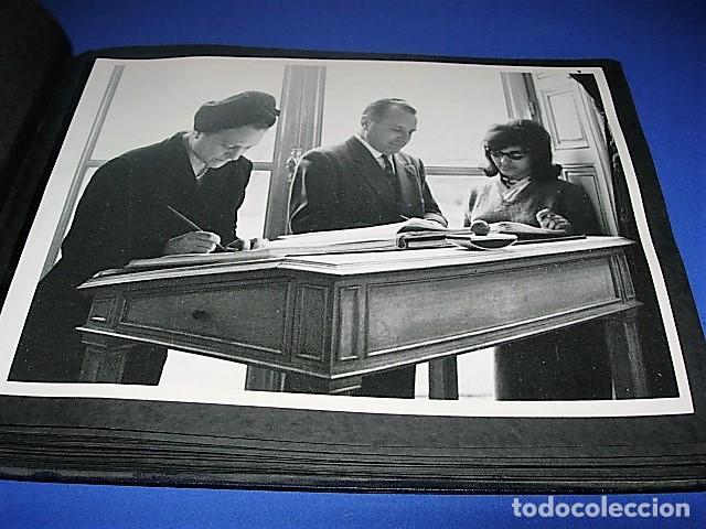 Militaria: Album de fotos de la boda de un militar Frances. Años 50-60 - Foto 36 - 149478578