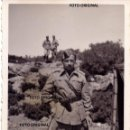 Militaria: OFICIAL ITALIANO CTV MAESTRAZGO TERUEL RUMBO CASTELLON MAYO 1938 BATALLA LEVANTE GUERRA CIVIL. Lote 149847942