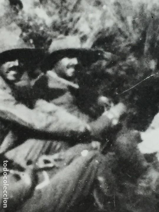 Militaria: ANTIGUA FOTOGRAFÍA FRANCISCO FRANCO ALHUCEMAS LA CEBADILLA DESEMBARCO GUERRA CIVIL ESPAÑA 1923 - Foto 6 - 192516188