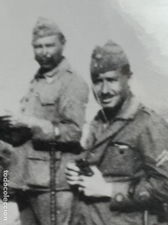Militaria: ANTIGUA FOTOGRAFÍA FRANCISCO FRANCO ALHUCEMAS LA CEBADILLA DESEMBARCO GUERRA CIVIL ESPAÑA 1923 - Foto 7 - 192516188