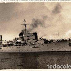 Militaria: CAÑONERO PIZARRO 1946. Lote 150309350