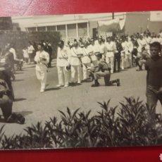 Militaria: FOTO JURA BANDERA LEGION. Lote 150515560