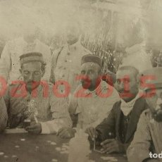 Militaria: GUERRA DEL RIF 1909 MELILLA - FOTOGRAFIA ANTIGUA. Lote 150520958