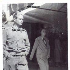 Militaria: MILITAR EJERCITO DE FRANCO EPOCA GUERRA CIVIL ZARAGOZA. Lote 150553438