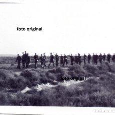 Militaria: SOLDADOS LEGION CONDOR MORA DE EBRE (TARRAGONA) 1938 GUERRA CIVIL. Lote 151159066