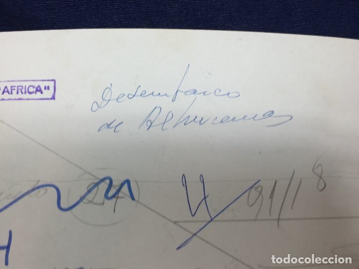 Militaria: ANTIGUA FOTOGRAFÍA REVISTA ÁFRICA DESEMBARCO DE ALHUCEMAS GUERRA CIVIL ESPAÑOLA FRANCO PPIO S XX - Foto 2 - 151360882