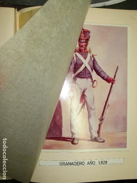 Militaria: ANTIGUO ALBUM FOTOS ORIGINALES DE CUADROS INEDITO EVOLUCION INFANTERIA ESPAÑOLA LEGION MELILLA - Foto 15 - 119495579