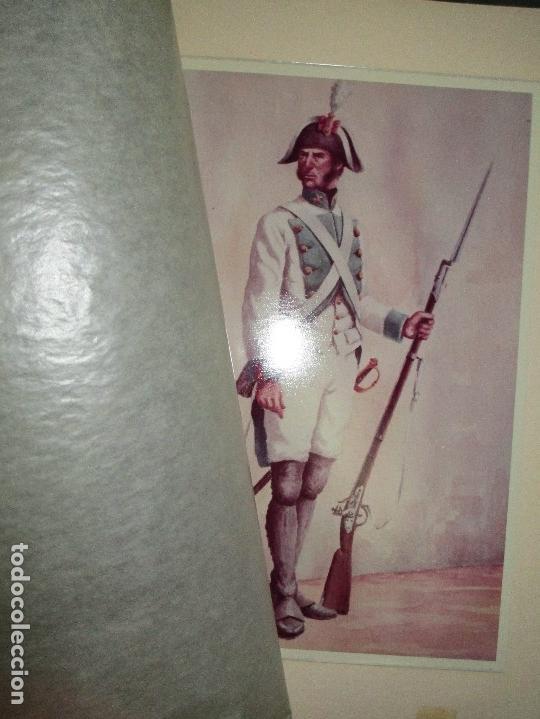 Militaria: ANTIGUO ALBUM FOTOS ORIGINALES DE CUADROS INEDITO EVOLUCION INFANTERIA ESPAÑOLA LEGION MELILLA - Foto 9 - 119495579