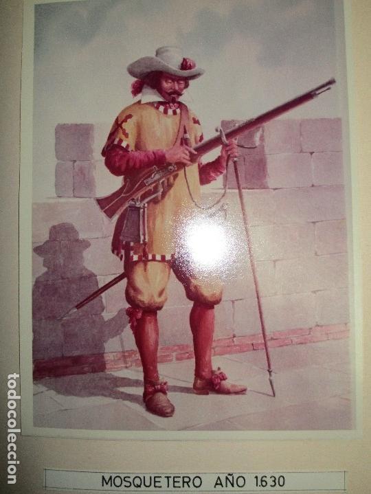Militaria: ANTIGUO ALBUM FOTOS ORIGINALES DE CUADROS INEDITO EVOLUCION INFANTERIA ESPAÑOLA LEGION MELILLA - Foto 20 - 119495579