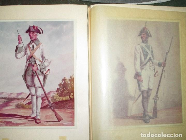 Militaria: ANTIGUO ALBUM FOTOS ORIGINALES DE CUADROS INEDITO EVOLUCION INFANTERIA ESPAÑOLA LEGION MELILLA - Foto 16 - 119495579