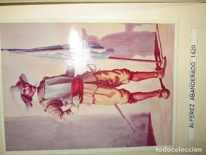 Militaria: ANTIGUO ALBUM FOTOS ORIGINALES DE CUADROS INEDITO EVOLUCION INFANTERIA ESPAÑOLA LEGION MELILLA - Foto 22 - 119495579