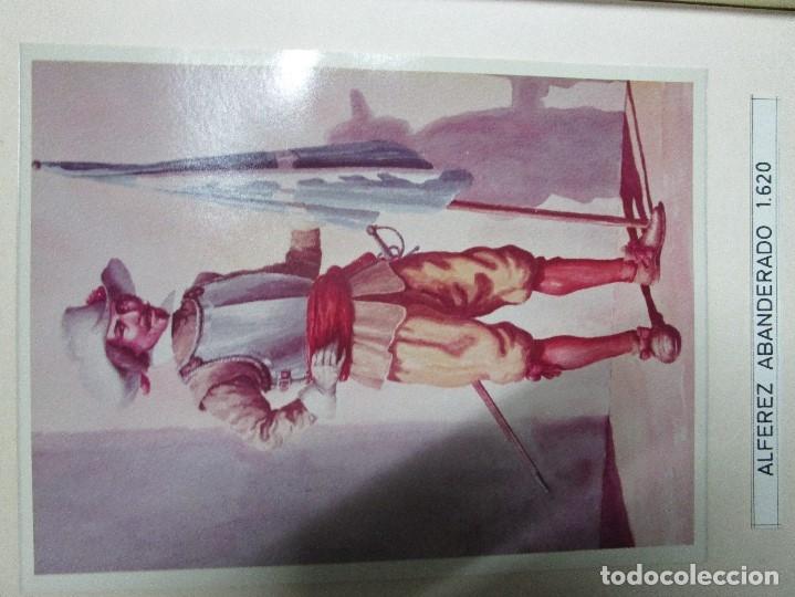 Militaria: ANTIGUO ALBUM FOTOS ORIGINALES DE CUADROS INEDITO EVOLUCION INFANTERIA ESPAÑOLA LEGION MELILLA - Foto 23 - 119495579