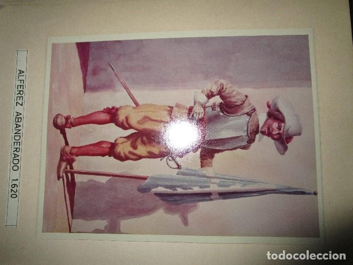 Militaria: ANTIGUO ALBUM FOTOS ORIGINALES DE CUADROS INEDITO EVOLUCION INFANTERIA ESPAÑOLA LEGION MELILLA - Foto 24 - 119495579