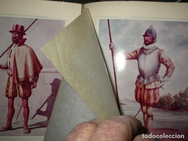 Militaria: ANTIGUO ALBUM FOTOS ORIGINALES DE CUADROS INEDITO EVOLUCION INFANTERIA ESPAÑOLA LEGION MELILLA - Foto 21 - 119495579