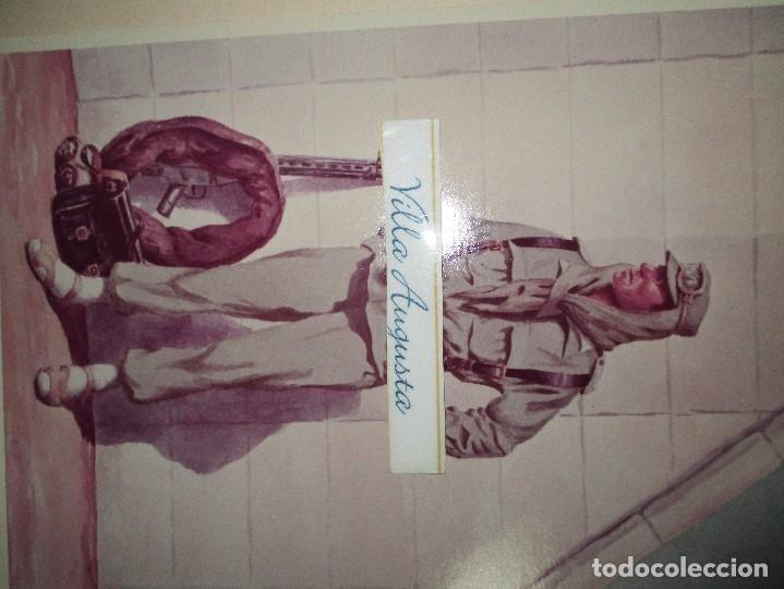 Militaria: ANTIGUO ALBUM FOTOS ORIGINALES DE CUADROS INEDITO EVOLUCION INFANTERIA ESPAÑOLA LEGION MELILLA - Foto 36 - 119495579