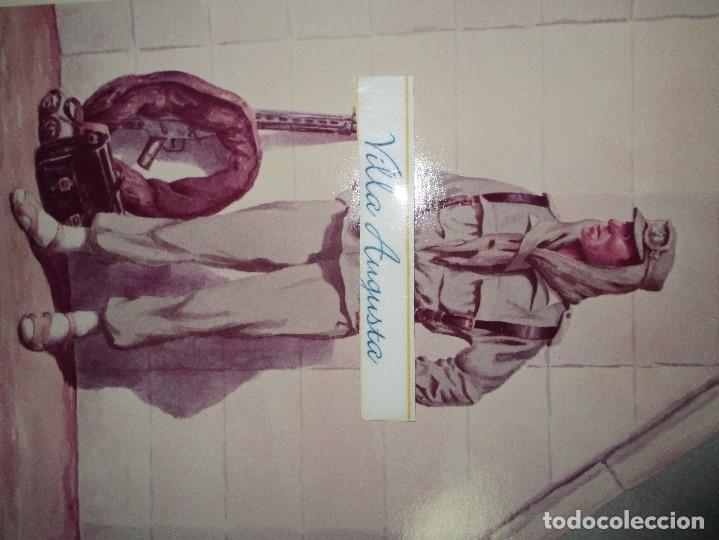 Militaria: ANTIGUO ALBUM FOTOS ORIGINALES DE CUADROS INEDITO EVOLUCION INFANTERIA ESPAÑOLA LEGION MELILLA - Foto 37 - 119495579
