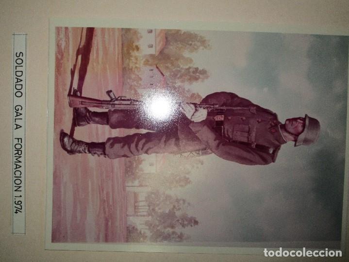 Militaria: ANTIGUO ALBUM FOTOS ORIGINALES DE CUADROS INEDITO EVOLUCION INFANTERIA ESPAÑOLA LEGION MELILLA - Foto 49 - 119495579