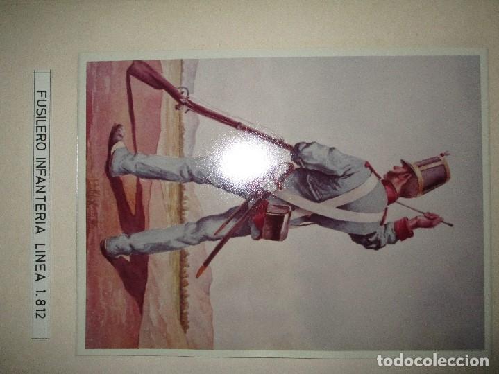 Militaria: ANTIGUO ALBUM FOTOS ORIGINALES DE CUADROS INEDITO EVOLUCION INFANTERIA ESPAÑOLA LEGION MELILLA - Foto 50 - 119495579