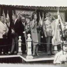 Militaria: FOTOGRAFÍA FRANCO Y SEÑORA, CARRERO BLANCO. Lote 151580514