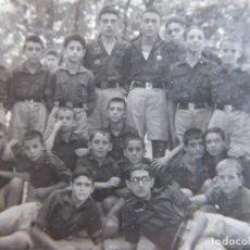 Militaria: FOTOGRAFÍA FRENTE JUVENTUDES.. Lote 151817066