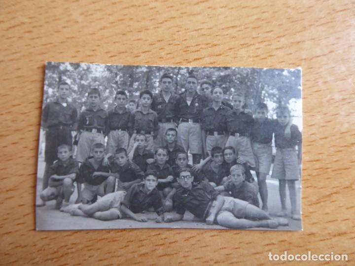 Militaria: Fotografía Frente Juventudes. - Foto 2 - 151817066