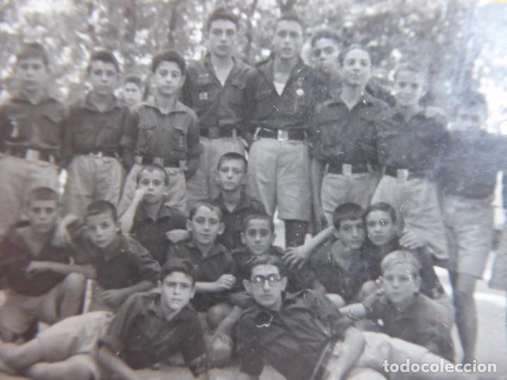 Militaria: Fotografía Frente Juventudes. - Foto 3 - 151817066