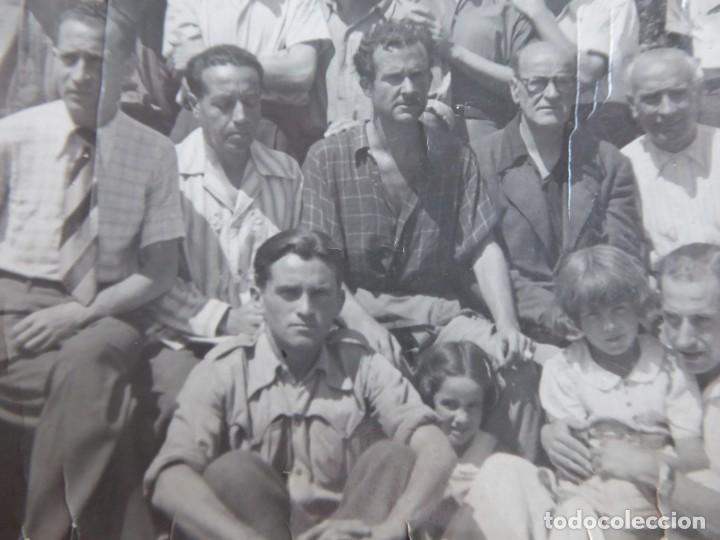 Militaria: Fotografía soldado del Ejército Popular de la República. Valencia 1937 - Foto 2 - 151819742