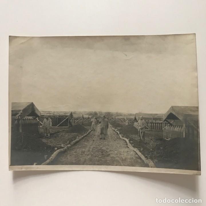 Militaria: One. Parc a munitions. Primera guerra mundial 17,7x12,9 cm - Foto 2 - 151924590