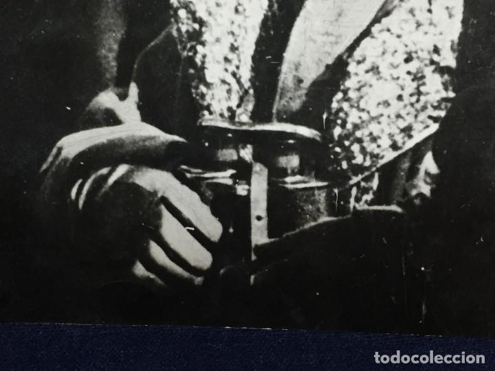 Militaria: antigua fotografía francisco franco guerra civil general sanjurjo embarcados alta mar áfrica s xx - Foto 5 - 152238306