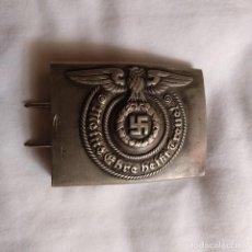 Militaria: HEBILLA SS DE TROPA PRIMER MODELO . Lote 152413602