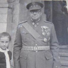 Militaria: FOTOGRAFÍA CORONEL DEL EJÉRCITO ESPAÑOL.. Lote 152818778
