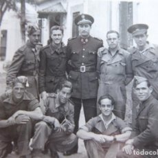 Militaria: FOTOGRAFÍA CONDUCTORES DEL EJÉRCITO ESPAÑOL.. Lote 153123962