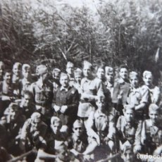 Militaria: FOTOGRAFÍA SOLDADOS DEL EJÉRCITO NACIONAL.. Lote 153500826